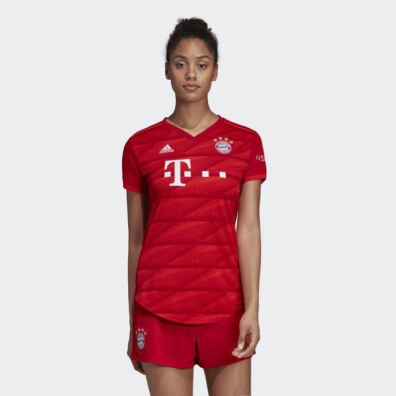 ADIDAS Damen Trikot Home FC BAYERN MÜNCHEN Trikots